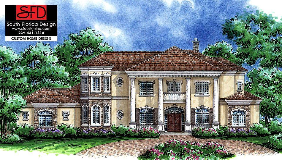 Savannah georgia style house plans for Savannah style house plans